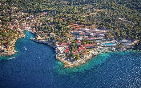 Chorvatsko - Lošinj na 3-8 dnů, polopenze