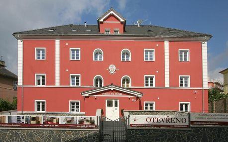 Ústí nad Labem: Penzion Na Hvězdě