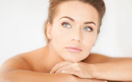 Ultrazvukové ošetření pleti i masáž obličeje a maska