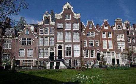 Nizozemsko - Amsterdam letecky na 3 dny, strava dle programu