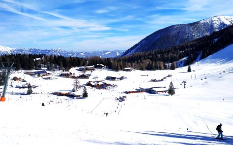 Jednodenní lyžování ve středisku Hinterstoder