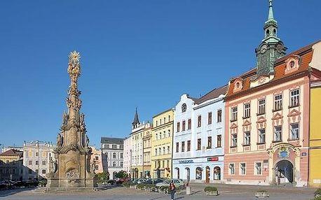 Odpočinek v srdci jižních Čech