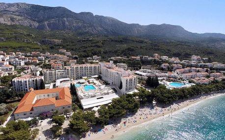 Chorvatsko - Tučepi na 8 dnů