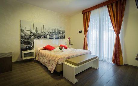 Itálie, Caorle: Hotel Venezia