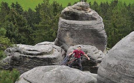 Jednodenní lezecký kurz