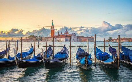 Itálie autobusem na 4 dny, strava dle programu