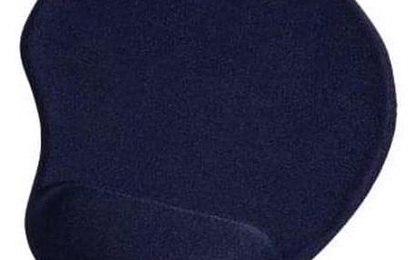 Hama Ergonomická gelová, 20 x 23 cm modrá (54778)