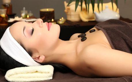 Balíček s masáží, kosmetikou i pedikúrou