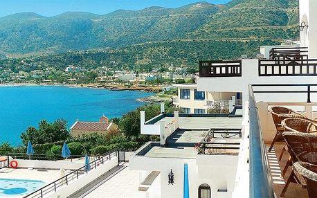 Řecko - Kréta letecky na 9 dnů, all inclusive