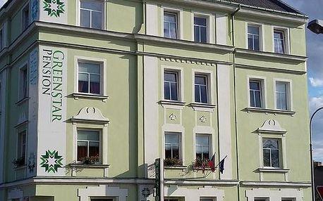 Ústí nad Labem: Penzion Green Star