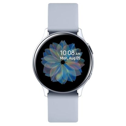 Samsung Galaxy Watch Active2 40mm stříbrné (SM-R830NZSAXEZ)