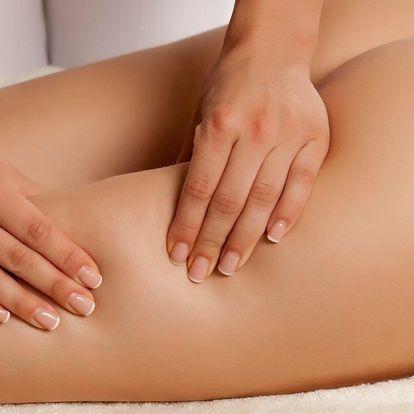 Ruční lymfatická masáž v centru Plzně