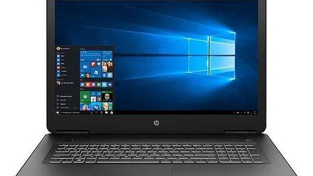 Notebook HP Pavilion Power 17-ab408nc černý (4KD22EA#BCM)