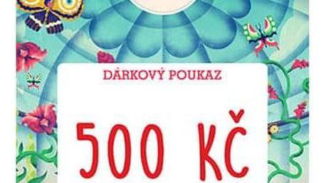 Dárkový poukaz Mixit 500 Kč