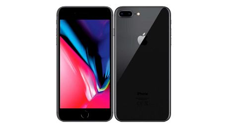 Apple iPhone 8 Plus 128 GB - Space Gray (MX242CN/A)