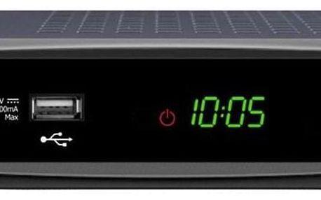 Mascom MC751T2 HD černý