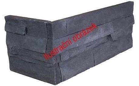 Roh pro betonový obklad VIVIEN black