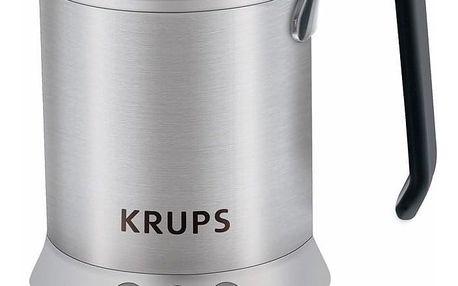 Automatický pěnič mléka Krups XL20004E hliník