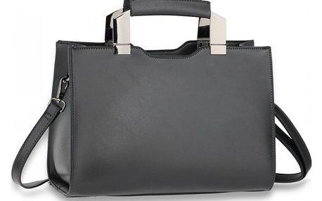 Dámská černá kabelka Cindy 690