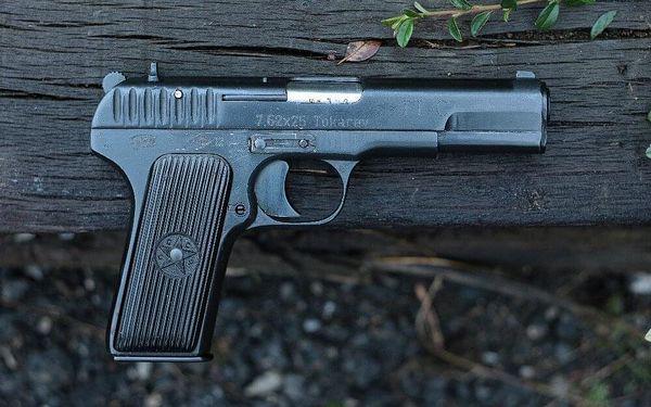 Mix zbraní II. světové války pro 1 osobu (4 zbraně, 40 nábojů)2