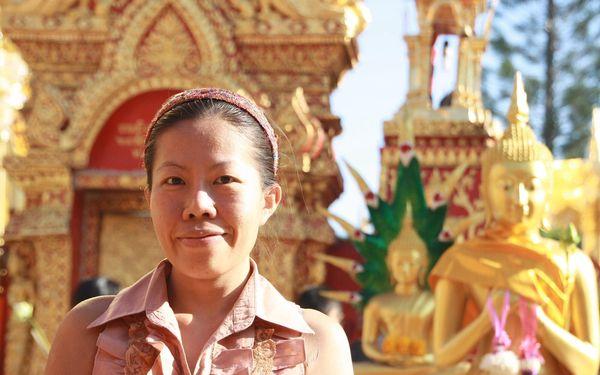 Thajská masáž kokosovým olejem v délce 90 minut5