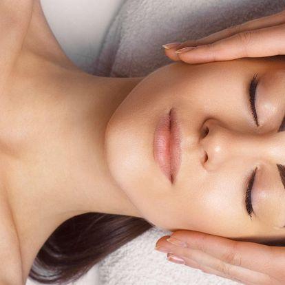 Omlazující liftingová masáž a kosmetické ošetření
