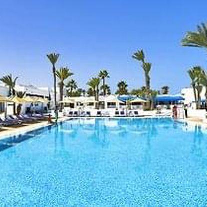 Tunisko - Djerba letecky na 7-11 dnů, strava dle programu