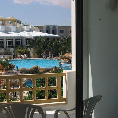 Tunisko - Djerba na 5 až 11 dní, all inclusive s dopravou letecky z Prahy nebo Katowic