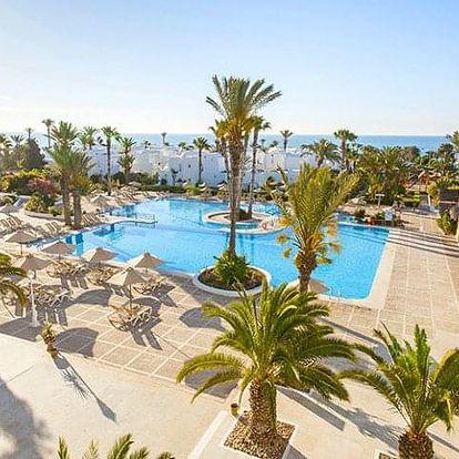 Tunisko - Djerba letecky na 15 dnů, all inclusive