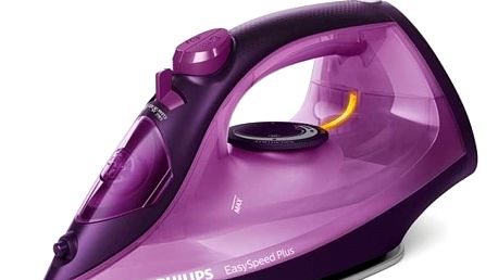 Žehlička Philips EasySpeed Plus GC2148/30 fialová