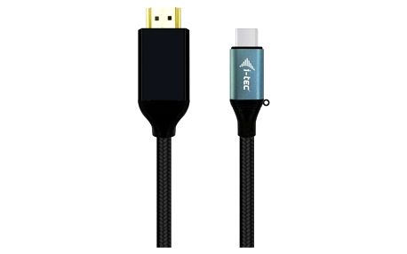 i-tec USB-C/HDMI, 1,5m černý (C31CBLHDMI60HZ)