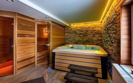 Villa Bellevue: wellness i krásný výhled na Tatry