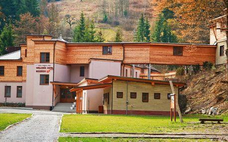 Podzimní zážitkový pobyt pro rodiny ve Wellness Hotelu Bozeňov*** na Moravě