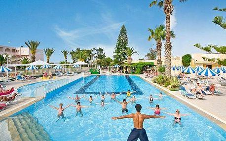 Tunisko - Port El Kantaoui letecky na 8-12 dnů, all inclusive