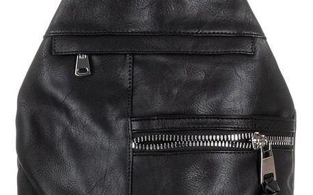 POTRI Dámský batoh s vnější kapsou