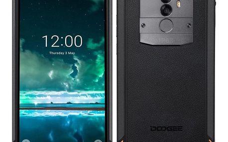 Mobilní telefon Doogee S55 oranžový (DGE000459)
