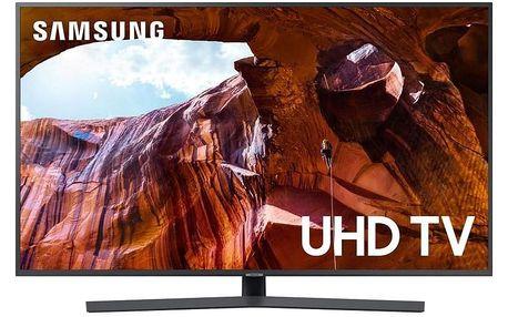 Samsung UE50RU7402 šedá/titanium