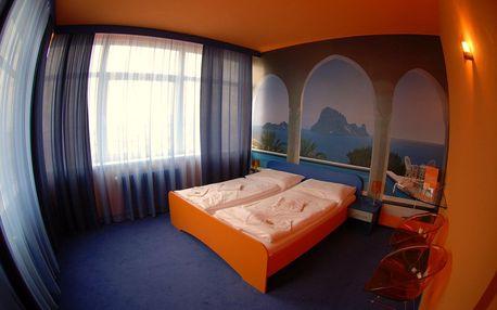 Romantický víkend v zařízení Hotel Liberec