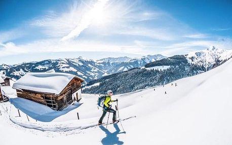 Tyrolsko u sjezdovky v Hotelu Schachtnerhof *** s polopenzí a dětmi zdarma