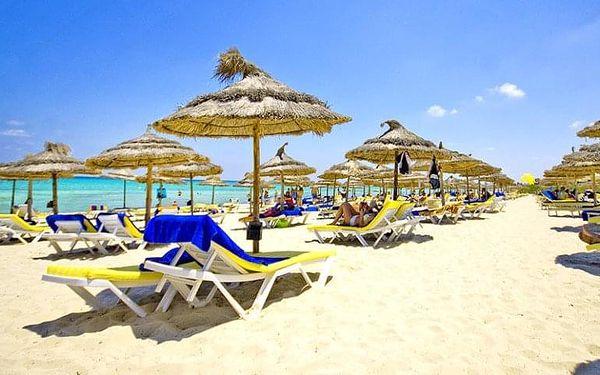 02.06.2020 - 15.06.2020   Tunisko, Djerba, letecky na 14 dní all inclusive2