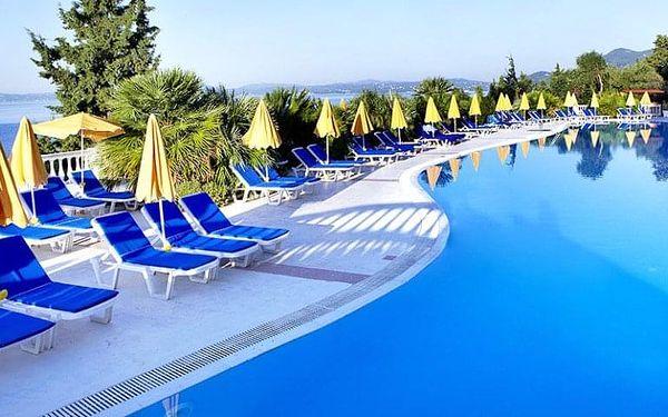 02.06.2020 - 09.06.2020 | Řecko, Korfu, letecky na 8 dní all inclusive2