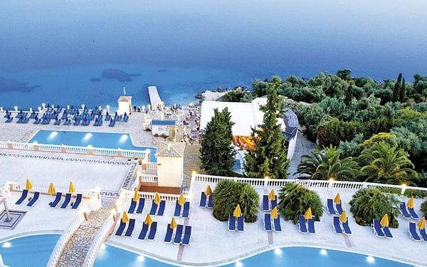02.06.2020 - 09.06.2020 | Řecko, Korfu, letecky na 8 dní all inclusive3