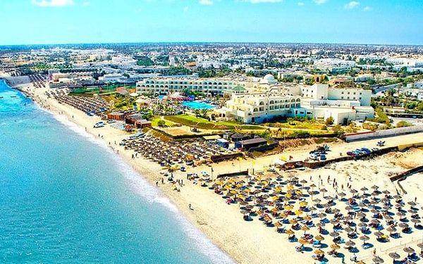 02.06.2020 - 15.06.2020   Tunisko, Djerba, letecky na 14 dní all inclusive4