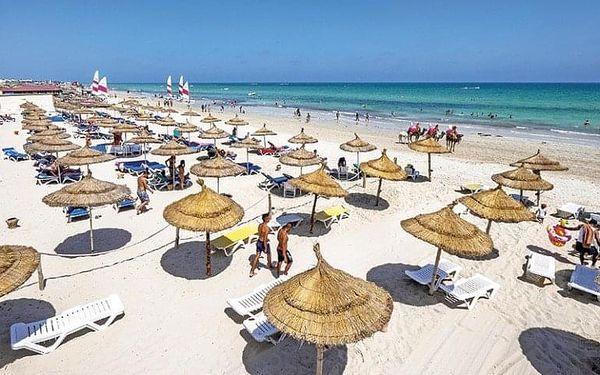 18.06.2020 - 01.07.2020 | Tunisko, Djerba, letecky na 14 dní all inclusive5