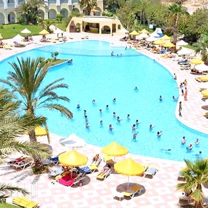 Tunisko - Djerba letecky na 8-14 dnů, all inclusive