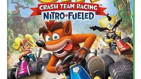 Activision Xbox One Crash Team Racing: Nitro Fueled (CEX311601)