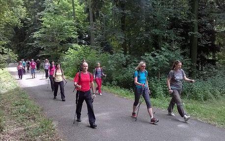 Nordic Walking – 4hodinový základní kurz