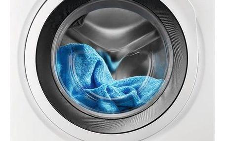 Automatická pračka se sušičkou Electrolux PerfectCare 700 EW7W447W bílá