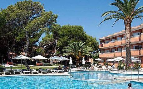 Španělsko - Menorca letecky na 8-12 dnů, polopenze