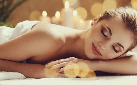 Až 120 minut relaxace: zábal, peeling i masáž